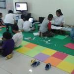 Temanteman yang sedang asyik belajar coding bersama Coding Indonesia bookstechhellip
