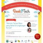 Talkshow Merintis Taman Baca yang Sehat di Lingkungan Rumah bersamahellip