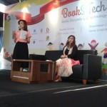 Vera Makki founder Taman Bacaan Anak Lebah membahas bagaimana membangunhellip