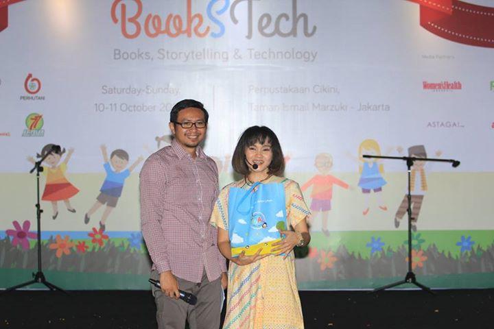 BookStech Saturday & Sunday, 10-11 October 2015
